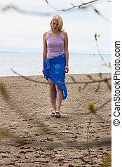 solo, spiaggia