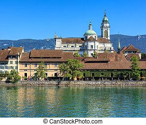 Solothurn cityscape