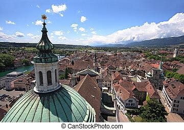 solothurn, schweiz