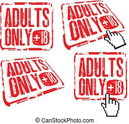 soltanto adulti
