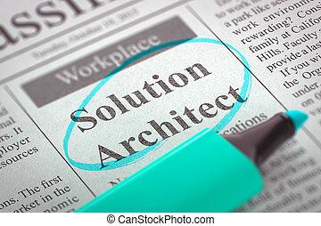 Aide obtenir m tier position voulu ouvert d sir for Architecte 3d metier