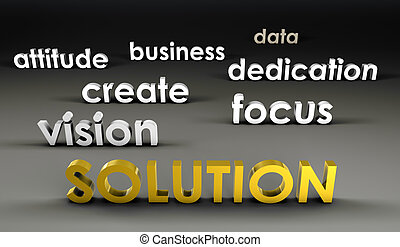 Solution at the Forefront