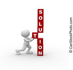solution, concept
