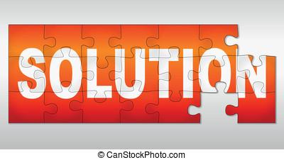 Solution concept illustration