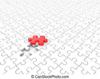 Solution - Puzzle piece