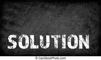 solution., texte, information, données, téléchargement, concept.