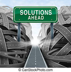 Solutions Ahead - Solutions ahead and business answers...