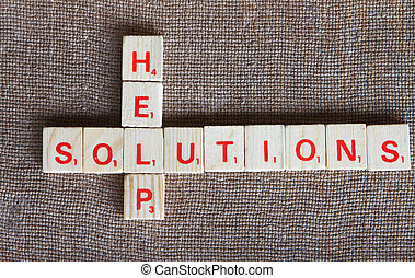 Solutions and help abstract- layout in a scrabble game.