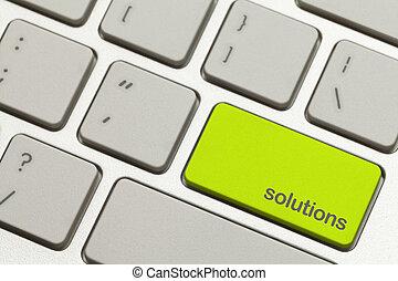 Solutions Key