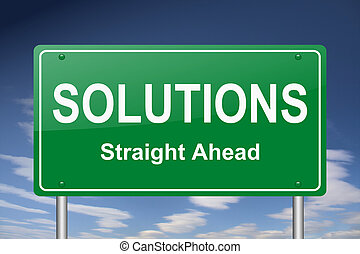 solutions, signe