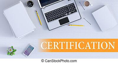 soluzione, certificazione