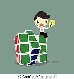 solve problem in business
