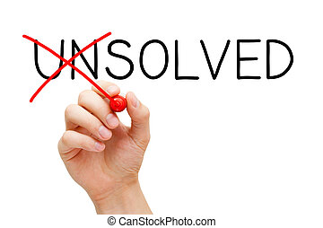 Solved Not Unsolved Solution Concept