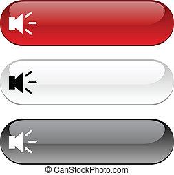 som, button.