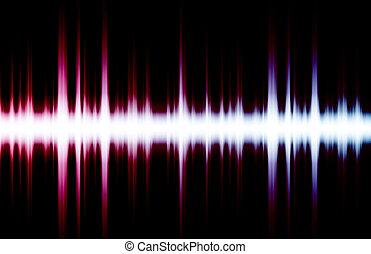 som, equalizador, ritmo, música, batidas