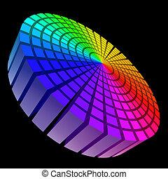 som, waveform