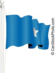 somalia national flag