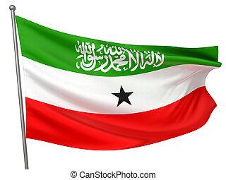 Somaliland National Flag