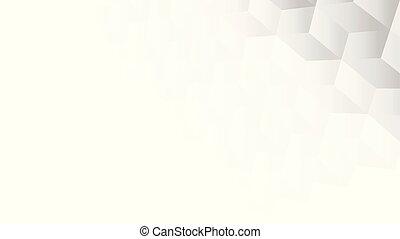 sombra, de, branca, abstratos, fundo, parede, textura