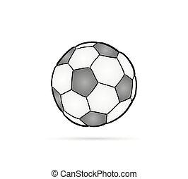 sombra, esfera football