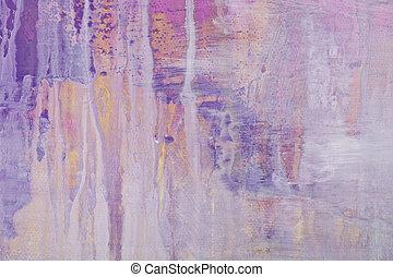 sombras, pintura abstracta, texture., rosa, puprle, colorido
