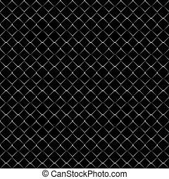 sombre, grille, conception, texture, fond