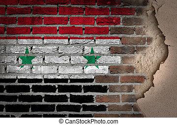 drapeau syrien craquement fan flag toqu vieilli image de stock recherchez photos. Black Bedroom Furniture Sets. Home Design Ideas