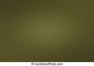 sombre, résumé, texture, métallique, vert, mince, fond
