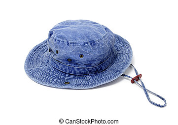 sombrero del cubo