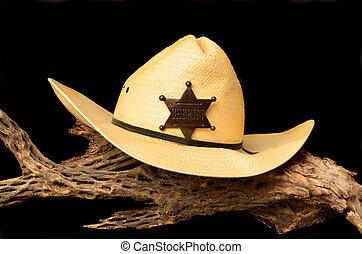 sombrero, insignia