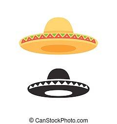 Sombrero, Mexican hat