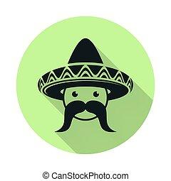 sombrero, mexicano