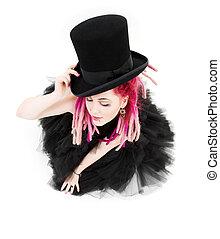 sombrero superior