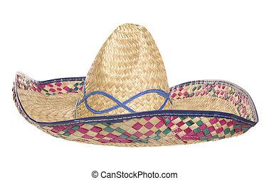 sombrero, womens, hut