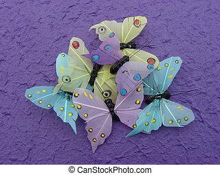 Some Butterflies