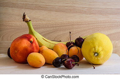 Some fruits for healthy breakfast