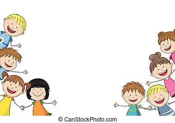 Some funny Children