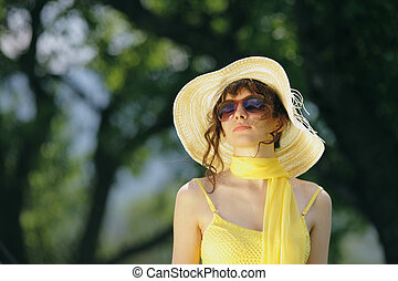 sommar, mode