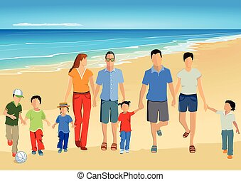 Sommer am Strand.eps