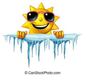 sommer, køl køl
