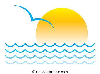 sommer, symbol