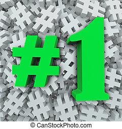 sommet, favori, premier, la plupart, populaire, #1, plus ...
