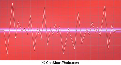 son, modulation., amplitude, néon, résumé, osciller, spectre, lumière, musique, analyzer., fond, vagues, lueur, technologie, equalizer.