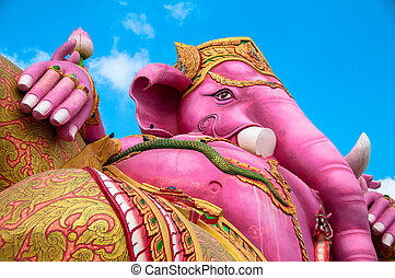 son of siva - elephant headed God, The son of siva