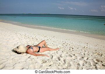 sonho, praia