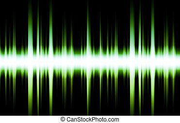 sonido, igualada, golpes, música, ritmo