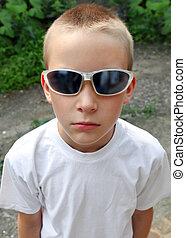 sonnenbrille, Kind