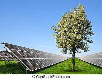 sonnenenergieausschüsse