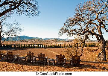 Sonoma - Landscape in Sonoma County, CA