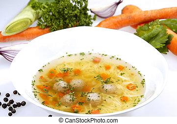 sopa noodle